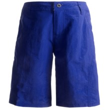 White Sierra Explorer Shorts - UPF 30 (For Boys) in Shield Blue - Closeouts