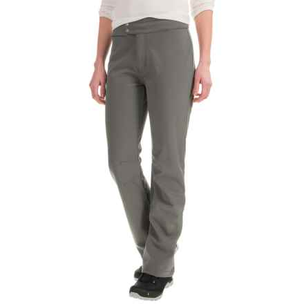 White Sierra Full Moon Soft Shell Pants - Waterproof (For Women) in Arrowhead - Closeouts