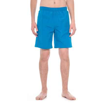 White Sierra Gold Beach Water Shorts (For Men) in Imperial Blue - Closeouts