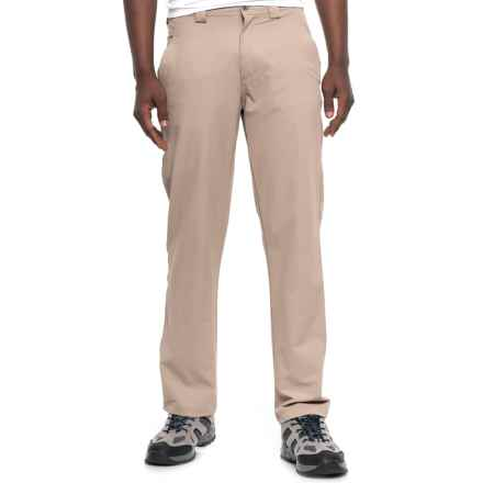 White Sierra Grand Canyon Stretch Pants - UPF 30+ (For Men) in Khaki - Closeouts