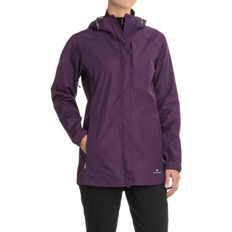 White Sierra Guide 2.5-Layer Jacket - Waterproof (For Women)
