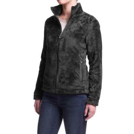White Sierra Halifax II Fleece Jacket (For Women) in Black - Closeouts
