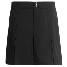 White Sierra Happy Hour Skort (For Women) in Black - Closeouts