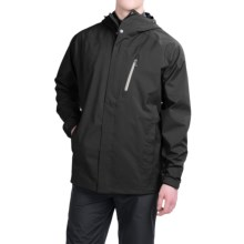 White Sierra Headland Soft Shell Jacket - Waterproof (For Men) in Black - Closeouts