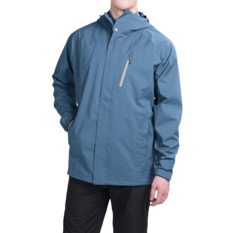 White Sierra Headland Soft Shell Jacket Waterproof (For Men)