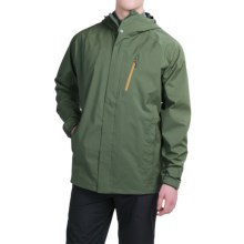 White Sierra Headland Soft Shell Jacket - Waterproof (For Men) in Thyme - Closeouts