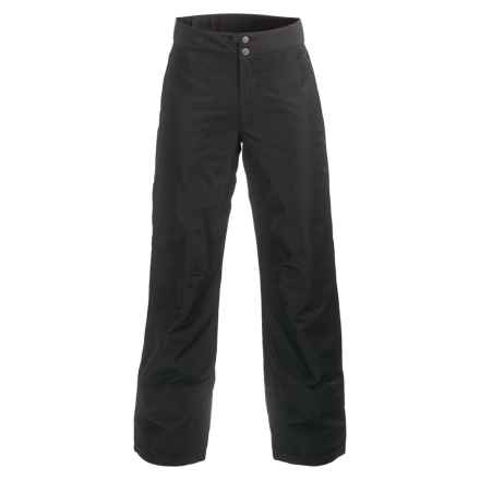 White Sierra Heidi Hill Ski Pants - Insulated (For Women) in Black - Closeouts