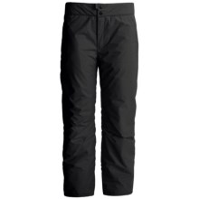 White Sierra Heidi Hill Top Pants - Insulated (For Women) in Black - Closeouts