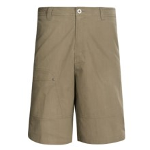 White Sierra Hells Canyon Shorts (For Men) in Bark - Closeouts