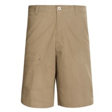 White Sierra Hells Canyon Shorts (For Men) in Khaki - Closeouts
