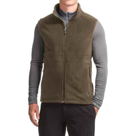 White Sierra Homewood Fleece Vest (For Men) in Wren - Closeouts