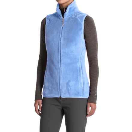 White Sierra Homewood Fleece Vest (For Women) in Sky Blue - Closeouts