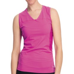 White Sierra In Play Tank Top (For Women) in Rose Violet