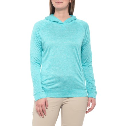 36bdf5a35acf White Sierra Insect Shield® Free Trail Hoodie Shirt - Long Sleeve (For  Women)