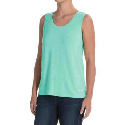 White Sierra Kalahari II Tank Top (For Women) in Viridian Green - Closeouts