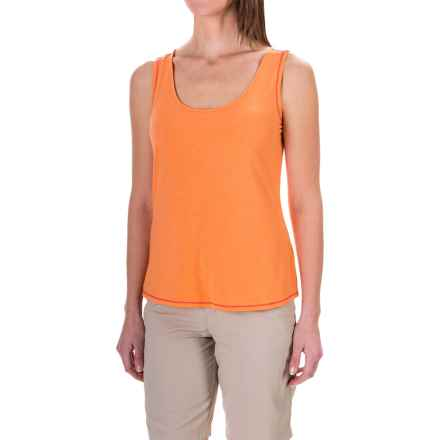 White Sierra Kalahari Tank Top (For Women) in Melon - Closeouts