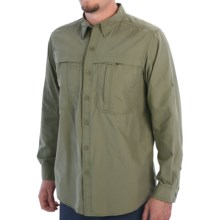 White Sierra Kalgoorlie Shirt - UPF 30, Long Sleeve (For Men) in Sage - Closeouts