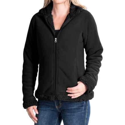 White Sierra Kodiak II Bonded Jacket (For Women) in Black - Closeouts