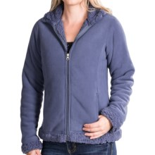 White Sierra Kodiak II Bonded Jacket (For Women) in Blue Indigo/Blue Indigo - Closeouts