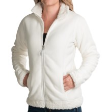 White Sierra Kodiak II Bonded Jacket (For Women) in Cloud - Closeouts