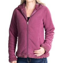 White Sierra Kodiak II Bonded Jacket (For Women) in Crushed Grape/Crushed Grape - Closeouts
