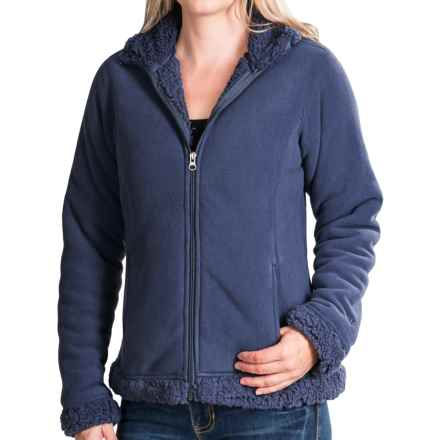 White Sierra Kodiak II Bonded Jacket (For Women) in Vintage Indigo - Closeouts