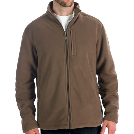 White Sierra Kodiak Jacket (For Men) in Black