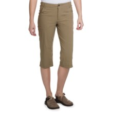 White Sierra Lakeport Skimmer Shorts (For Women) in Bark - Closeouts
