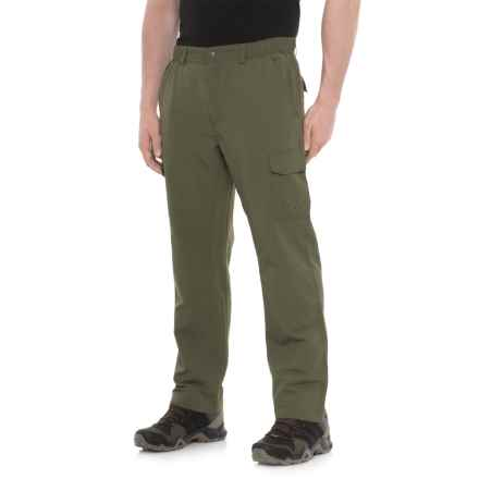White Sierra MOJAVE PANTS (For Men) in Dark Olive - Closeouts