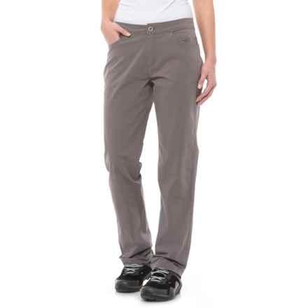 White Sierra Mount Shasta Stretch Pants (For Women) in Castlerock - Closeouts