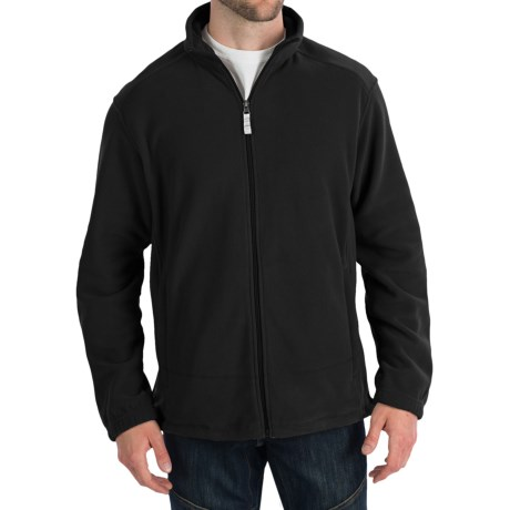 White Sierra Mountain II Jacket (For Men) in Black