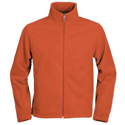 White Sierra Mountain II Jacket (For Men) in Picante - Closeouts