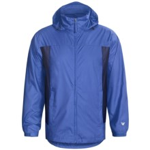 White Sierra Paradise Cove Wind Jacket (For Men) in Nautical Blue - Closeouts