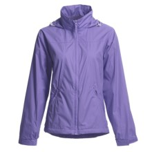 White Sierra Paradise Cove Wind Jacket - Windproof (For Women) in Sapphire - Closeouts