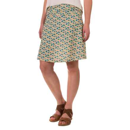 White Sierra Pariscope Skirt (For Women) in Biscay Bay - Closeouts