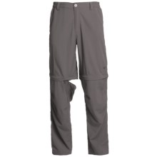 White Sierra Point Convertible Pants - UPF 30 (For Men) in Arrowhead - Closeouts