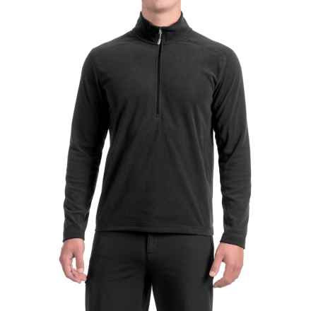 White Sierra Ponderosa Fleece Jacket (For Men) in Black - Closeouts