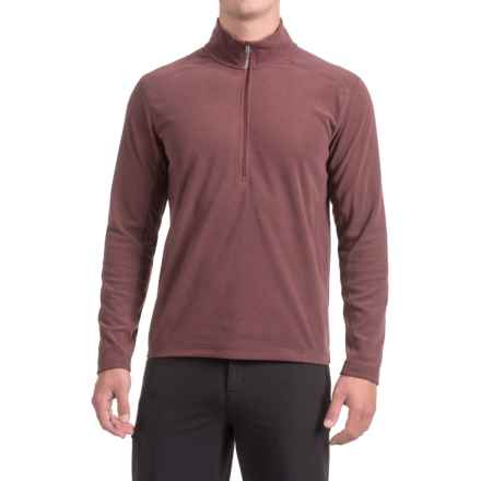 White Sierra Ponderosa Fleece Jacket (For Men) in Redwood - Closeouts