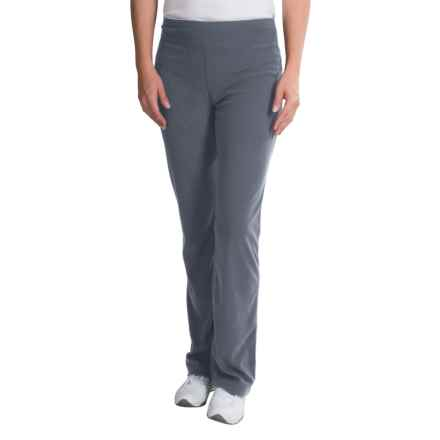 WHITE SIERRA PONDEROSA MICROTEK FLEECE PANTS (FOR WOMEN) in Titanium - Closeouts