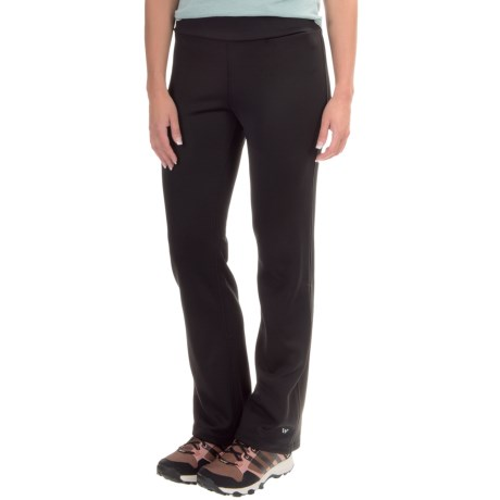 White Sierra Power Fleece Pants (For Women)