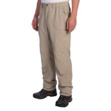 White Sierra Rocky Ridge II Pants - UPF 30 (For Men) in Khaki - Closeouts