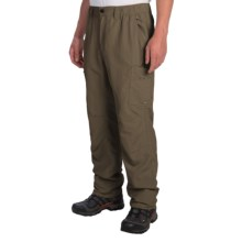 White Sierra Rocky Ridge II Pants - UPF 30 (For Men) in Tarmac - Closeouts