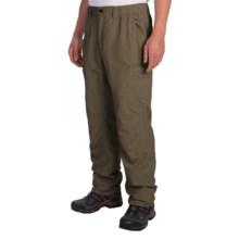 White Sierra Rocky Ridge II Pants - UPF 30 (For Men) in Tarmac - Closeouts