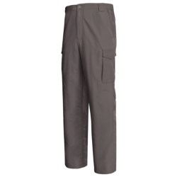 White Sierra Rocky Ridge Pants - UPF 30 (For Men) in Caviar
