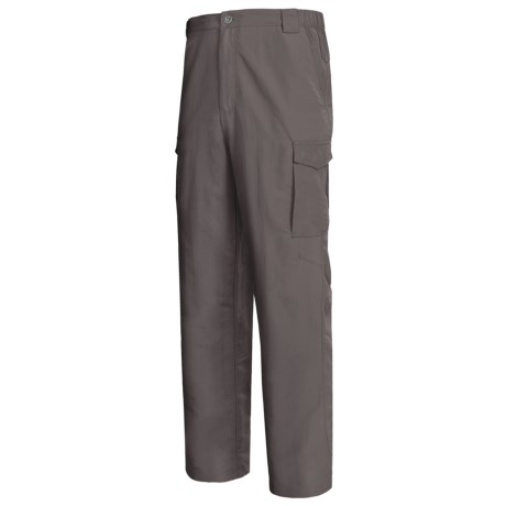 White Sierra Rocky Ridge Pants - UPF 30 (For Men) in Khaki