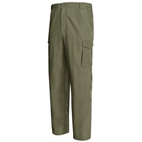 White Sierra Rocky Ridge Pants - UPF 30 (For Men) in Sage