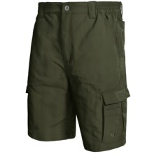 White Sierra Rocky Ridge Shorts (For Men) in Sage Brush - Closeouts