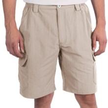 White Sierra Rocky Ridge Shorts (For Men) in Sand - Closeouts