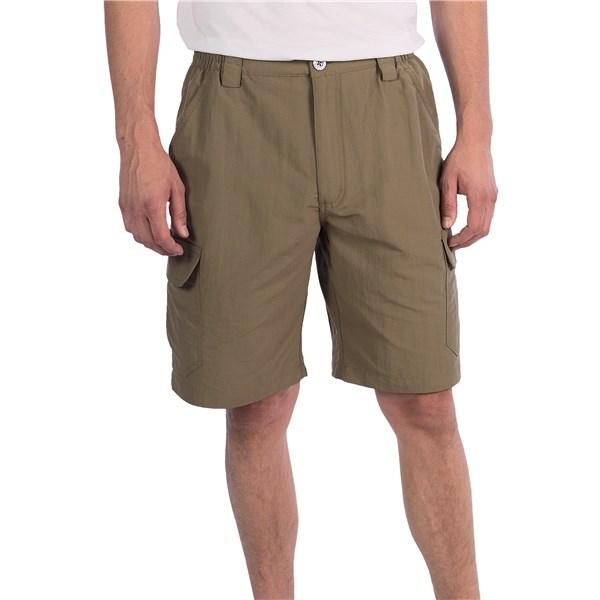 White Sierra Rocky Ridge Shorts (For Men) - Save 77%