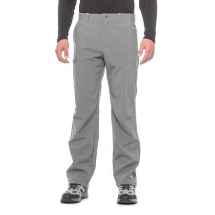 White Sierra Rubicon Hill Soft Shell Pants - Waterproof (For Men) in Castlerock - Closeouts